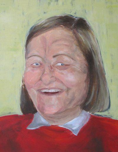La abuela de Chivi